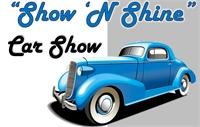 "September 15th: ""Show 'N Shine"" Car Show!"