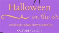 Halloween on the Circle 2018 (Oct. 26)