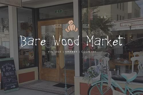 Bare Wood Market
