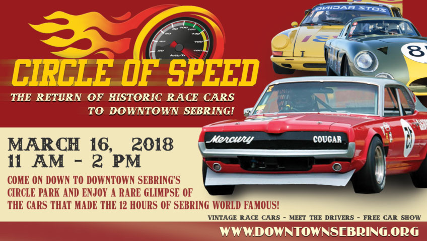 Circle of Speed – The Return of Historic Race Cars!