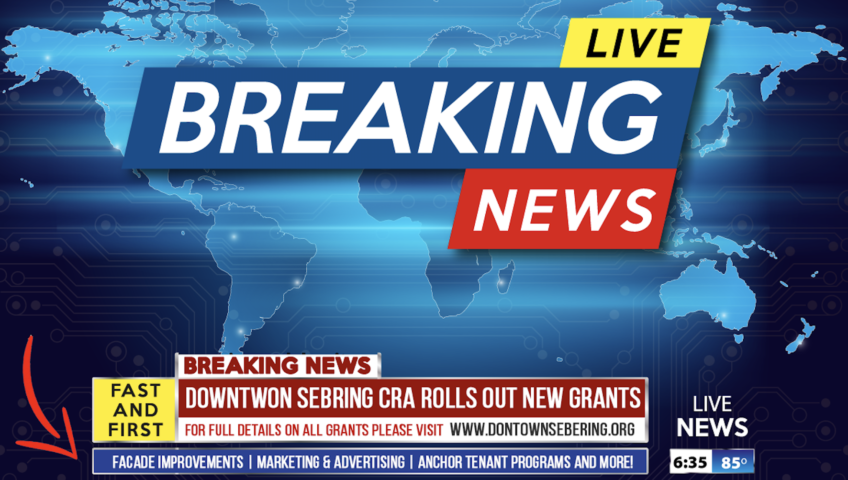 Breaking News: New & Improved CRA Grants!